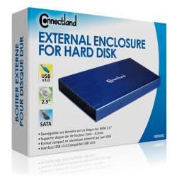 """BOITIER EXTERNE DISQUE DUR 2,5"""" USB 3"""