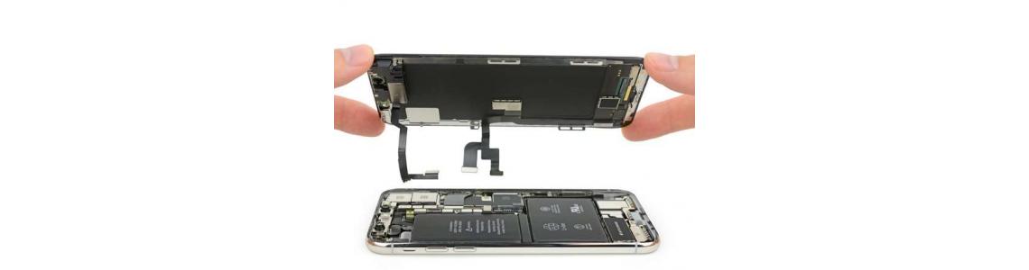 VITRE ET LCD IPHONE X